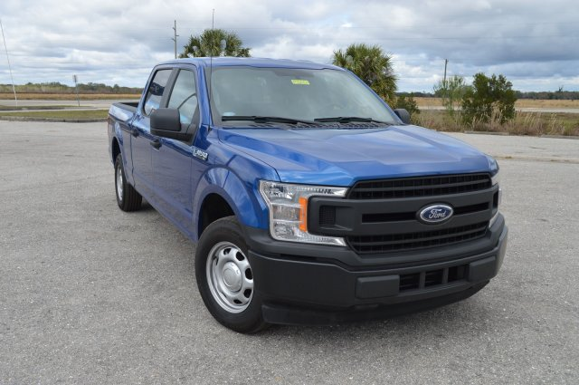 Pre Owned  Ford F  Xl