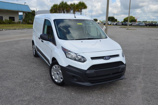 Pre-Owned 2018 Ford Transit Connect Van XL