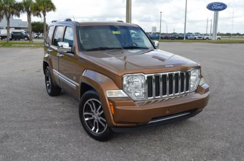 Pre-Owned 2011 Jeep Liberty Limited 70th Anniversary