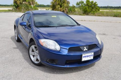 Pre-Owned 2009 Mitsubishi Eclipse GS